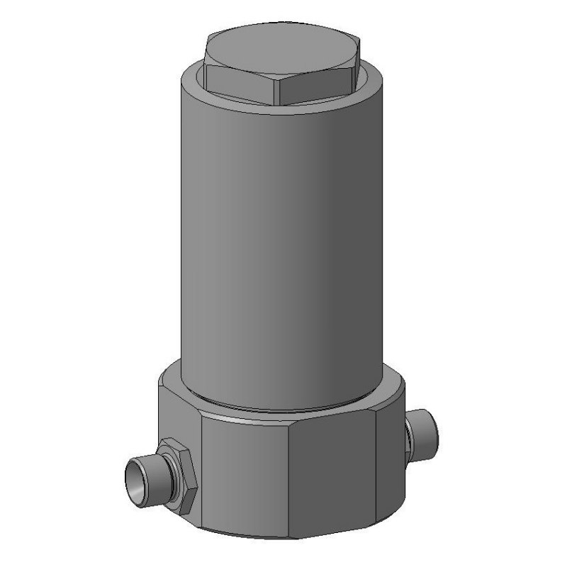 Фильтр тонкой очистки ФГ-10-25ТО 1