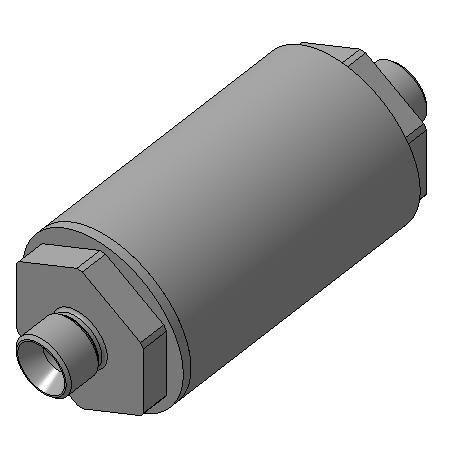 Газовый фильтр ФГ-10-40 1
