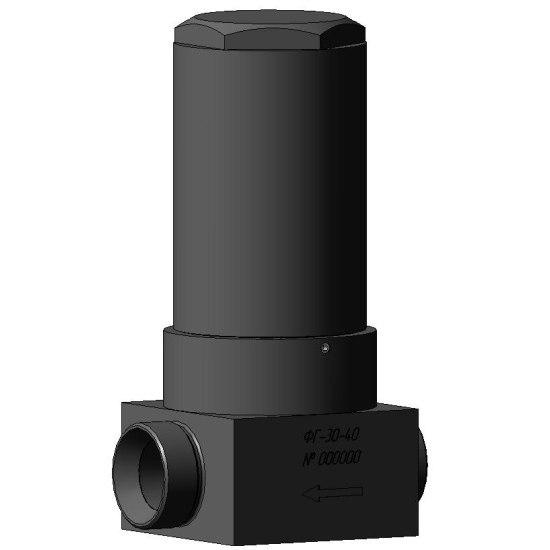 Газовый фильтр ФГ-30-40 1