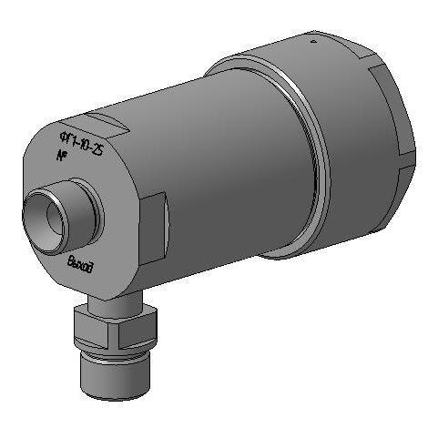 Газовый фильтр ФГ1-10-25 1