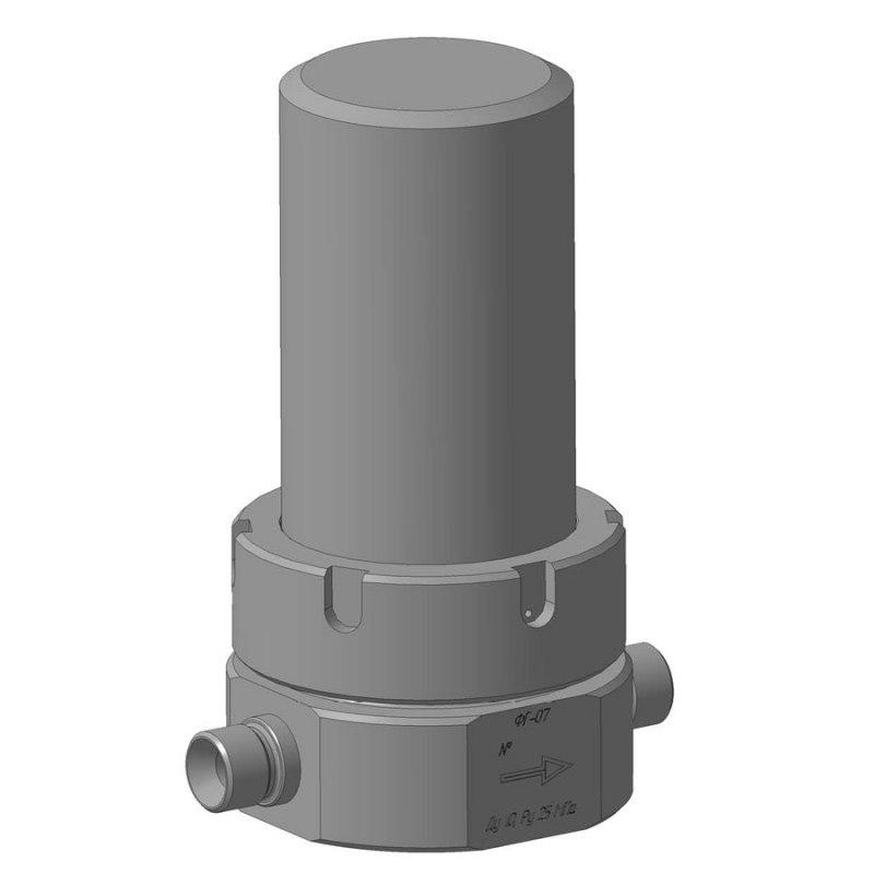 Фильтр тонкой очистки ФГ-10-25ТО 2