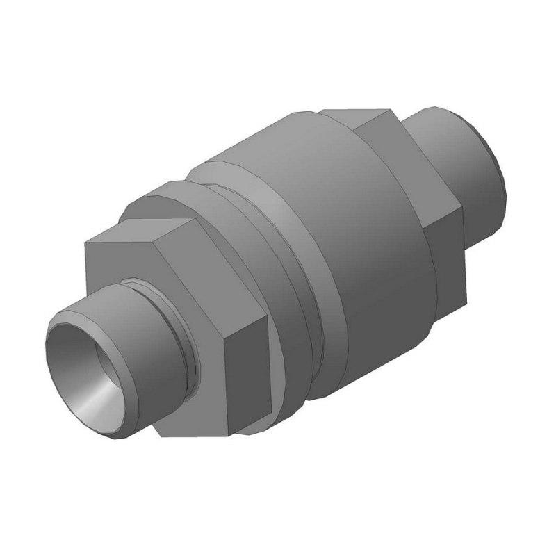 Клапан обратный КО-6-40 1