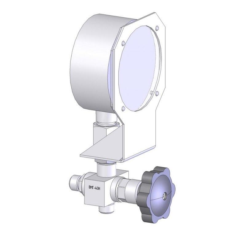 Вентиль манометровый ВМГ-40 1