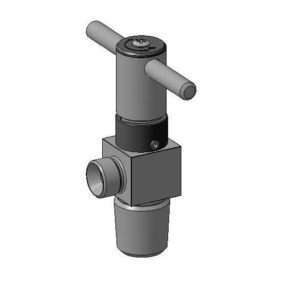 Вентиль для газовых баллонов 1
