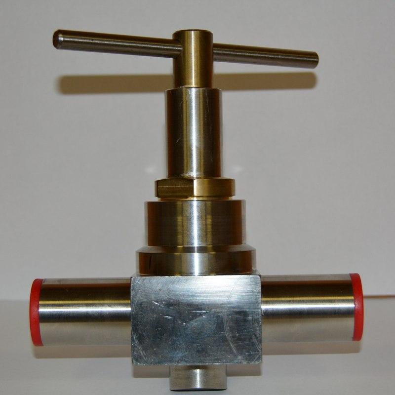 Вентили сильфонные ВХГ-32-2,5 2